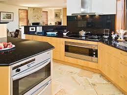 Black Granite Bench Tops Harkaway Classic Kitchen Where Cooking And Entertaining Happen