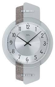 wanduhren modern ceasuri chrono12 ams 9408 wanduhr modern serie ams wanduhren
