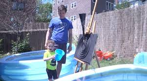Building A Zip Line In Your Backyard by Project Build A Ping Pong Carrier And Send It Down A Zip Line In
