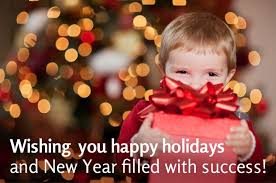 happy holidays and a prosperous new year 2013 broker