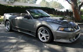01 mustang convertible top 2001 saleen mustang