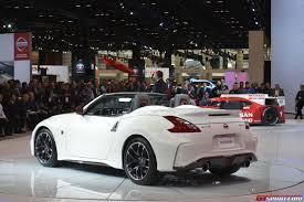 nissan 370z air suspension chicago 2015 nissan 370z nismo roadster concept gtspirit