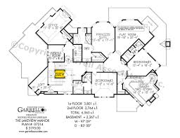 Victorian Manor Floor Plans Lakeview Manor House Plan House Plans By Garrell Associates Inc