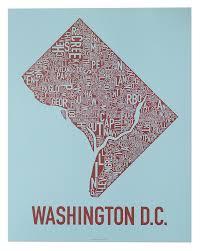 Washington Dc On Map Washington Dc Neighborhood Map 22