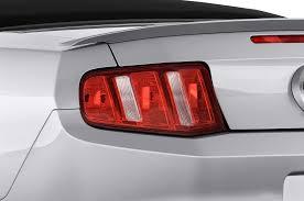 2010 mustang spoiler 2010 ford mustang reviews and rating motor trend