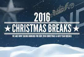 festive breaks bond hotel blackpool