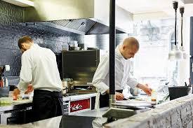 restaurant cuisine ouverte la cuisine ouverte photo de restaurant côté rue bordeaux