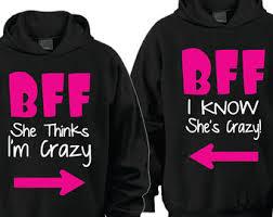 bff sweatshirts etsy