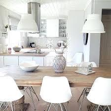 photo de cuisine blanche table blanche cuisine gallery of table de cuisine ikea blanc ikea