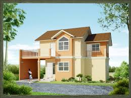 Small House Design Philippines Sapphire Dream Home Designs Of Lb Lapuz Architects U0026 Builders