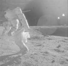 Can You See The Us Flag On The Moon Enough Lying New Photos Of The Moon Landing U2014 Bird In Flight