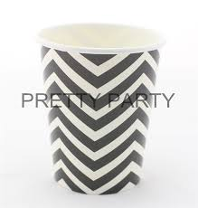 Decoration Items For New Year by Cup Picture More Detailed Picture About 9oz Pink Zig Zag Paper