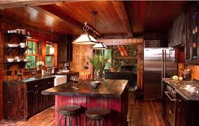 Wall Kitchen Cabinets With Glass Doors Wide Wooden Island Double Door Cabinet Rustic Country Kitchen