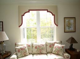Upholstered Cornice Designs Upholstered Cornices Traditional Living Room Cleveland By