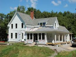 Small Home Plans With Porches with Open Floor Plan Colonial Homes House Plans Pinterest Farmhouse