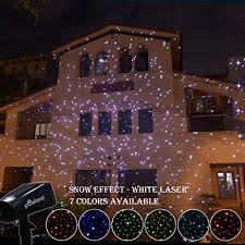 night star laser lights amazon com poeland christmas white laser lights star projector 7