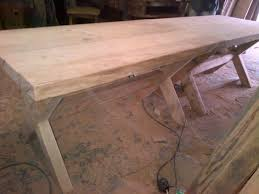 rustic dining room table seats 10 recycled and reclaimed wood