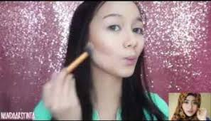 tutorial makeup natural wisuda tutorial makeup natural wisuda kondangan pesta dll hair stylist