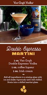 martini dessert this double espresso martini is perfect as a brunch or dessert