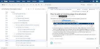 photo pages structure pages for jira and confluence atlassian marketplace