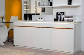 Black Gloss Sideboards Isheena High Gloss Sideboard Black Or White 55 Off With Code