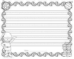 blank writing paper with lines writing paper handwriting 26 thematic templates for all year 26 thematic writing paper templates whole sheet and 1 2 sheet lined