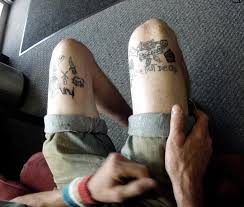 vince tattoo legs vinyl pa key tattoo photo shelby fans