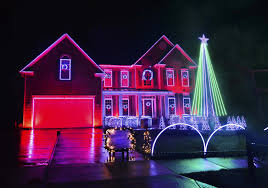 the 15 most spectacular christmas light displays in charlotte indian trail five alarm lights