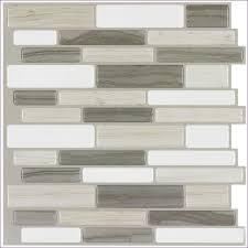 Kitchen Backsplash Tile Lowes by Furniture Stick On Backsplash Lowes Mosaik Peel And Stick Tile