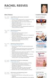 counselor resume samples visualcv resume samples database