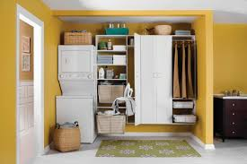 design ideas for laundry rooms gray lacquered laundry room