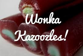 kazoozles candy where to buy wonka kazoozles strawberry melon flavor review zomg candy