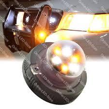 snow plow strobe lights snow plow service tow truck 6w led hideaway strobe warning light