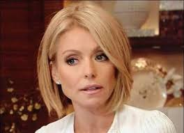 kelly ripa bob 2015 google search hair makeup inspiration