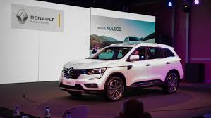 renault koleos 2017 colors 2017 renault koleos will dazzle your eyes motoraty