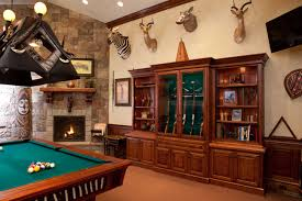 Billiard Room Decor Outfitting Your Trophy Room Petersen U0027s Hunting