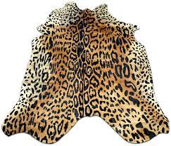 Pottery Barn Rug Ebay by Jaguar Print Calf Skin Size Around 35