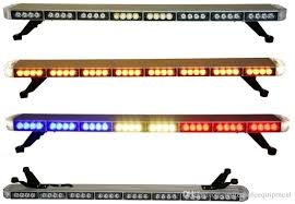 low profile led light bar esl3032 low profile gen iii 1 watt super bright led warning lightbar