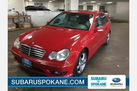 2006 mercedes c class for sale used mercedes c class for sale in spokane wa edmunds