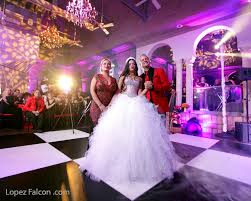 themed quinceanera party the coral gables country club in