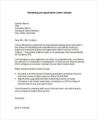 46 application letter examples u0026 samples