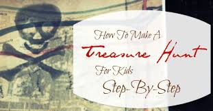 backyard treasure hunt how to make a treasure hunt for kids your ultimate guide my