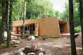 la luge modern cabins