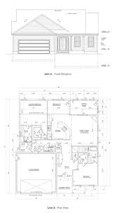 Condominium Plans Unit A The Amherst U2014 Connor Court
