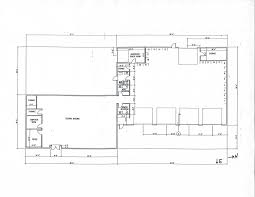 volunteer fire station floor plans fire city of canistota