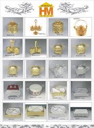 wedding gift quran royal gold iron quran box with islamic words cover koran box
