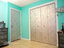 Paint Closet Doors 13 Amazing Closet Door Transformations That Will Change Your Room