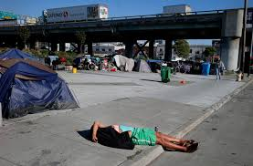 San Francisco Street Cleaning Map by Clearing S F Homeless Camps An Exercise In Futility San