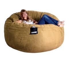 fancy giant bean bag chair lounger for your modern furniture with