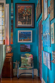 a vibrant colorful art filled new orleans home inspirational